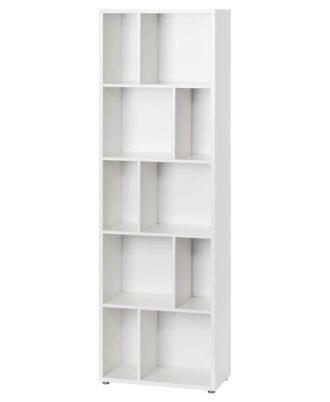 Escritorio NEO + Silla operativa + Biblioteca Modelo Maze
