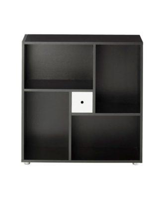 Biblioteca Modelo UNO TV71651 Color negro veteado