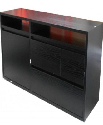 Rack Modelo Vision TV74250 Color negro