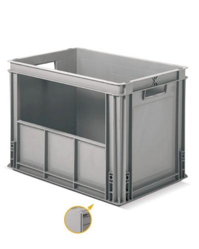 Contenedor almacenamiento hasta 50 Kg de Peso