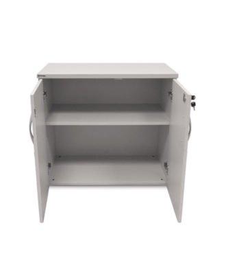Mueble de oficina armario bajo con llave