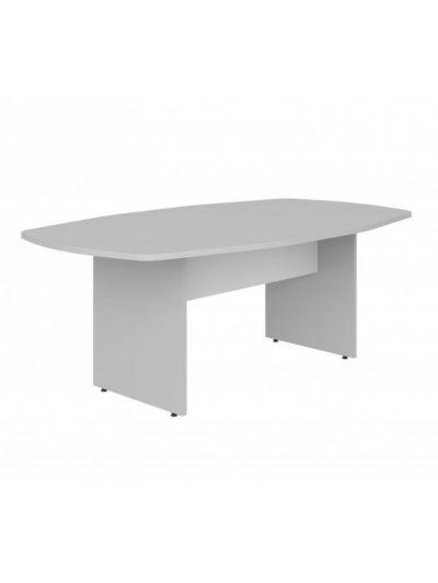 LEXUS. Mesa de reuniones forma de bote de 160×110