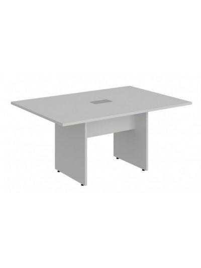 LEXUS. Mesa de reuniones de 200×110 y 1 caja