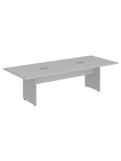 LEXUS. Mesa de reuniones de 270×110 y 2 caja