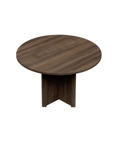 PRIUS. Mesa de reuniones redonda de diametro 110mm